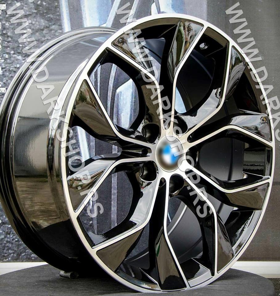 19 ALUFELNE BMW 5X120/8,5 JOTA/ET 35/CB 72,6
