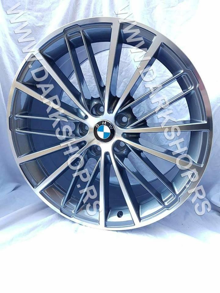 19 ALUFELNE BMW 5X120/8,5 JOTA/ET 35/CB 72,6.