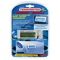 In/out thermometer - 12/24V Cigarette lighter plug