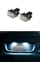 LED TIPSKE SIJALICE ZA TABLICE - CITROEN