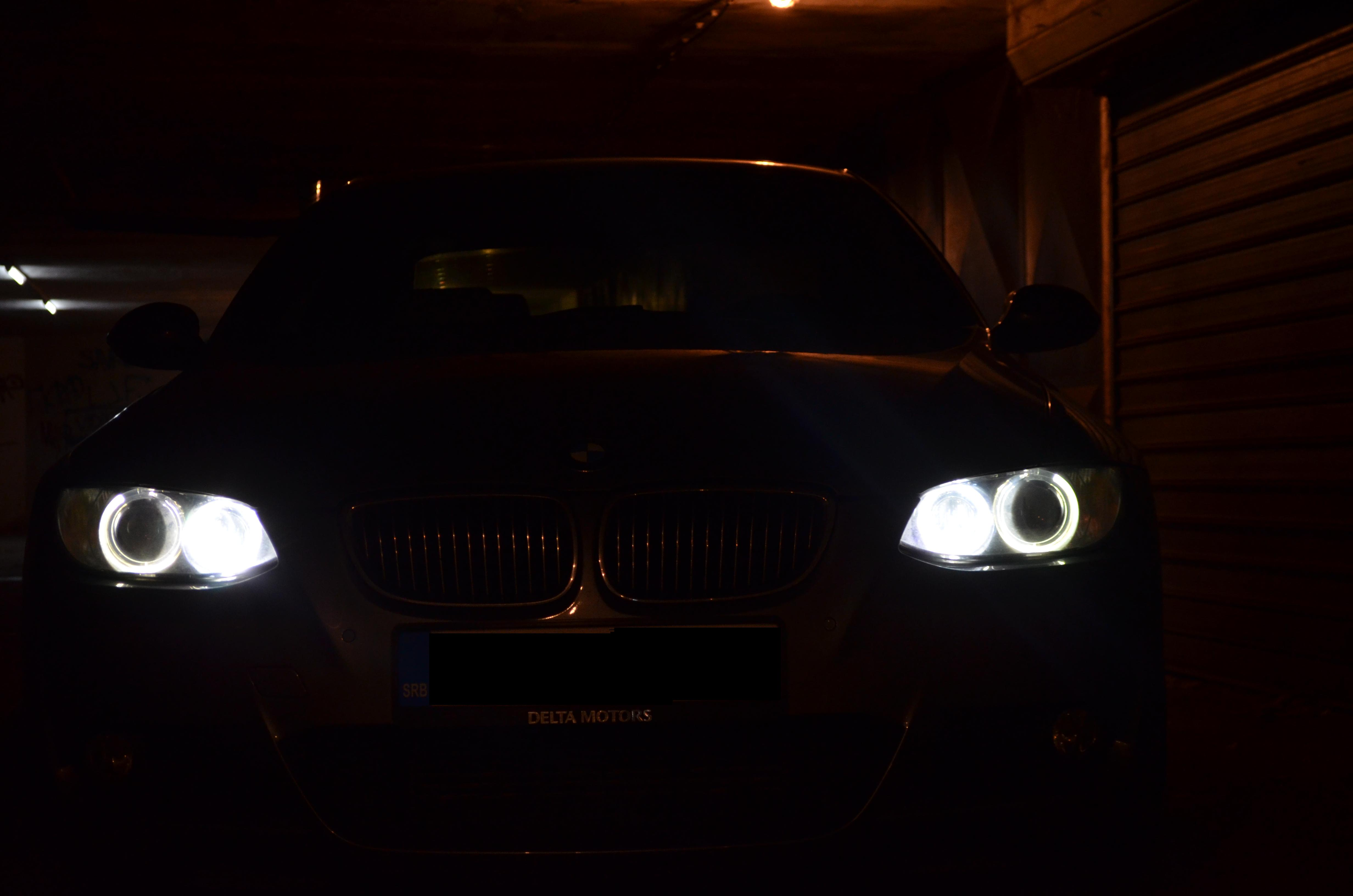 BMW MARKER 20W CREE LED