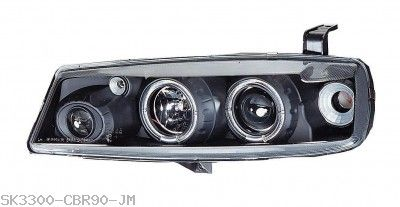 Angel Eye farovi OPEL CALIBRA Hrom,crni 90-98