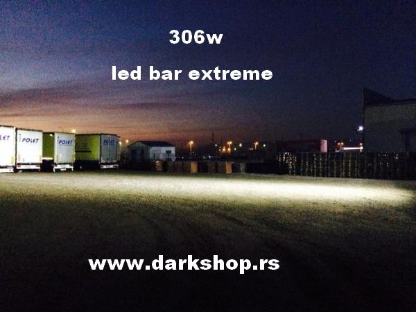 LED BAR EXTREM 306W EPISTAR CHIP/SPOT SERIJA
