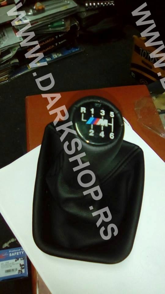BMW 3 E46 RUCICA M+KOZICA+RAM 6 BRZINA