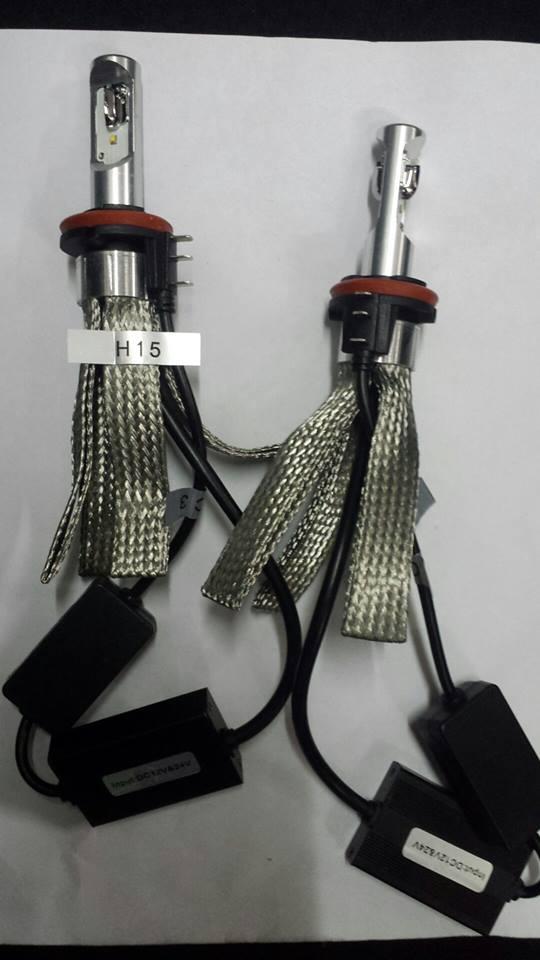 H15 LED CANBUS/DUGO SVETLO+POZICIJA