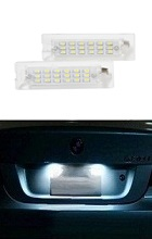 LED TIPSKE SIJALICE ZA TABLICE - BMW /X3.X5
